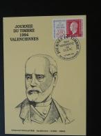 Carte Maximum Card Journée Du Timbre 1994 Valenciennes 59 Nord