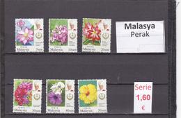 Malasia  Sultanatos  -   Serie Completa  Nueva**  -  5/5091
