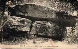A Travers Le MORVAN - Le Dolmen Chevresse - Carte Postée - Sin Clasificación