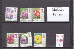 Malasia  Sultanatos  -   Serie Completa  Nueva**  -  5/5095