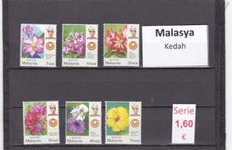 Malasia  Sultanatos  -   Serie Completa  Nueva**  -  5/5103