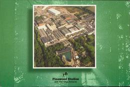 Pinewood Studios Aerial Shot - Royaume-Uni