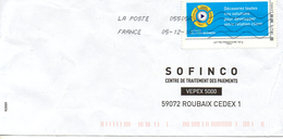 Lettre PRIORITAIRE 100  GRS  LALA POSTE SOLUTION BUINESS