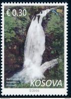 REPUBLIC OF KOSOVO 2016 Rivers And Streams 0,30 REPRINT (2015)**