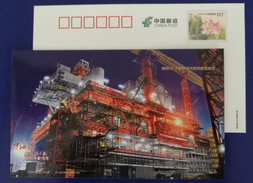 Topsides Module Of Offshore Platform Float-over Installation,CN12 CNOOC National Offshore Oil Corp Jinzhou Project PSC