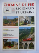 NORD : LE TRAMWAY DE CASSEL - Revue CHEMIN De FER REGIONAUX 1994 - Trains