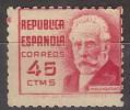 España 0737 ** Personaje - 1931-Hoy: 2ª República - ... Juan Carlos I