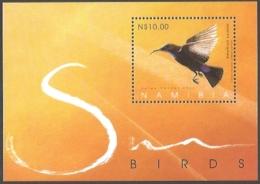 Namibia - Sunbirds In Namibia, Souvenir Sheet, MINT, 2005