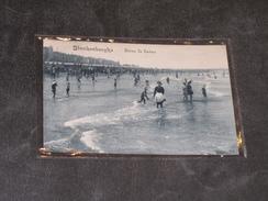 BLANKENBERGHE - SCENE DE BAINS - ED. Joseph Scheers Blankenberghe, Postée 1913 - Blankenberge