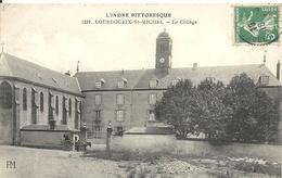 LOURDOUEIX SAINT MICHEL. LE COLLEGE - France