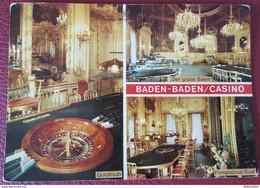 BADEN-BADEN - CASINO - Roulette