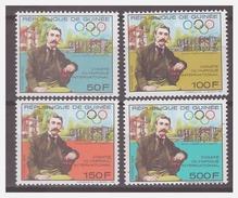 721 Guinee 1988 Olympics Barcelona 1992 Olympic Committee MNH