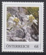 ÖSTERREICH 2017 ** Alpen - Edelweiß / Leontopodium Nivale - PM Personalized Stamps MNH - Natur