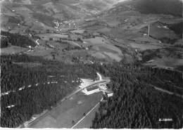 88 - COL DU BONHOMME : En Avion Sur Le Col - CPSM Grand Format Posté 1961 - Vosges - Frankreich