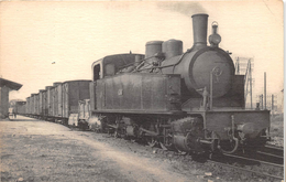 ¤¤  -  ROSPORDEN   -   Locomotive De L'Ouest  -  Réseau Breton , Voie Métrique   -  ¤¤ - France