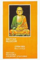 Postcard - Railway Poster The Buddist Apostle 1919 Artist Unknown New - Postcards