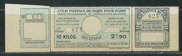 FRANCE Colis Postaux Paris Pour Paris N° 141 **