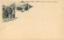 Dép 65 - St Sauveur Les Bains - Saint Sauveur Les Bains - Souvenir - G. Hôtel De France - Bario Propriétaire - état - Francia