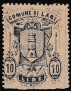 Italy Revenues Local Municipal Marca Da Bollo Comunale LARI