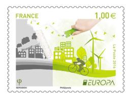 France 2016 Mih. 6439 Europa-Cept. Think Green MNH ** - Ongebruikt