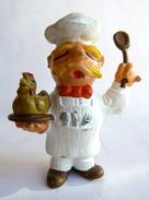 1 FIGURINE MUPPETS SHOW - SCHLEICH 1978 - MUPPET STATLER Complet - Figurines