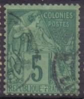 YT49 Alphee Dubois 5c - Reunion Ligne V Du Vent