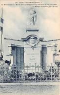 71 - SAONE ET LOIRE / Blanzy Les Mines - Le Monument Aux Morts - Sonstige Gemeinden