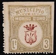 Italy Revenues Local Municipal Marca Da Bollo Comunale MORRO D'ORO 2