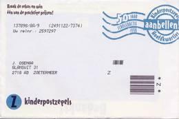 2 X 1782 / Blok Kinderzegels 1998 (100% Postfris / MNH) Met Envelop En Rebus - Period 1980-... (Beatrix)