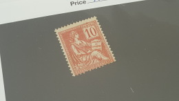 LOT 354614 TIMBRE DE FRANCE NEUF** N°116 VALEUR 185 EUROS