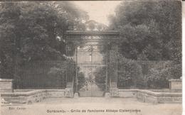 60O004 CPA 60 - OURSCAMP  GRILLE DE L ANCIENNE ABBAYE CISTERCIENNE    NV - Otros Municipios