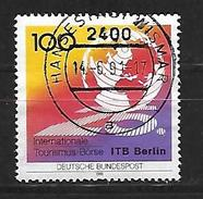 BRD  1991  Mi 1495  Internationale Touristenbörse