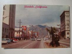 GLENDALE - BRAND AVENUE CALIFORNIA - LEONARD JENSEN - USA. - Verenigde Staten