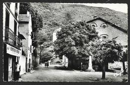 La TOUR De CAROL Place Des Héros Monument Aux Morts (Théojac) Pyrénées Orientales (66) - Autres Communes