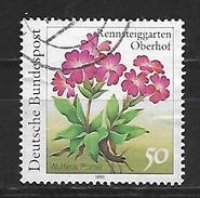 BRD  1991  Mi 1506  Natur- Und Umweltschutz