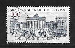 BRD  1991  Mi 1492  200 Jahre Brandenburger Tor, Berlin