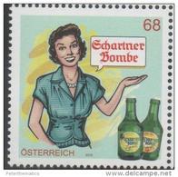 AUSTRIA, 2015 , MNH, DRINKS, BEVERAGES, ADVERTISEMENT, 1v - Drinks
