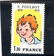 100ème Anniversaire De La Naissance De Francisque Poulbot