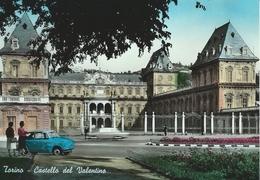 Castello Del Valentino  - Torino  Italy.  B-922 - Castello Del Valentino