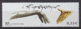 L'Art Chorégraphique Sans Phosphore N°3507 Neuf Gommé Les Mains - France