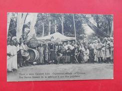 Middle Asia 1914 SARTY National Celebration. Russian Postcard - Uzbekistan