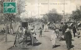 Algérie - Mascara - La Grande Rue De Bab-Ali