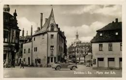 Allemagne - Zwickau I. Sa. - Platz Der S.A. - Zwickau