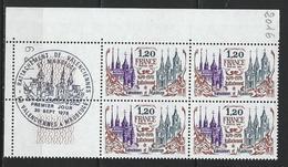 """Coins Datés FDC YT 2016 """" Valenciennes """" Neuf** Valenciennes Et Maubeuge 30 SEPT1978 - 1970-1979"""