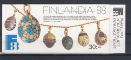 Finland Michel Cat.No. Booklet Mnh/** 21