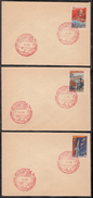Russia USSR 1959 Communist Party XXI Congress Special Cancellation Moscow