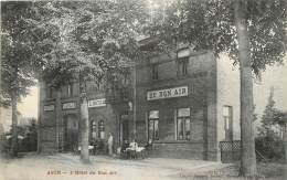As - Asch - L' Hôtel Du Bon Air - As
