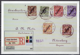 Antigua & Barbuda - Block 430 Postfrisch / MNH **  (J1257)