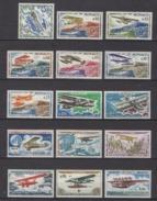 MONACO 1964 - SERIE N° 637 A 651 - 15 TP NEUFS* C2609