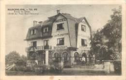 Balmoral-Spa - Route De Tiège - Arrêt Du Tram Spa-Verviers - Hôtel-Restaurant Les Clématites - Spa